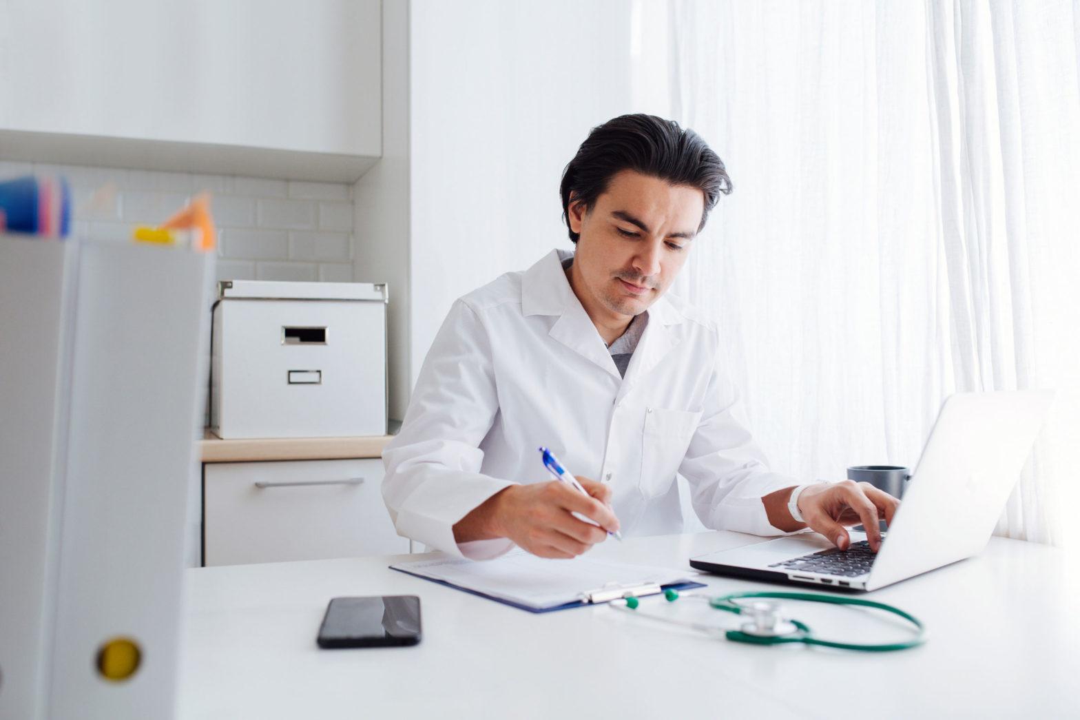 receita e acompanhamento medico telemedicina