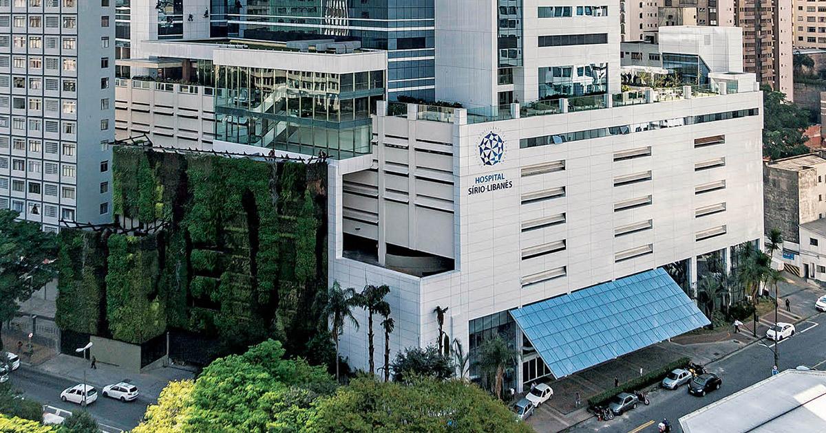 hospital sirio libanes dr tis telemedicina