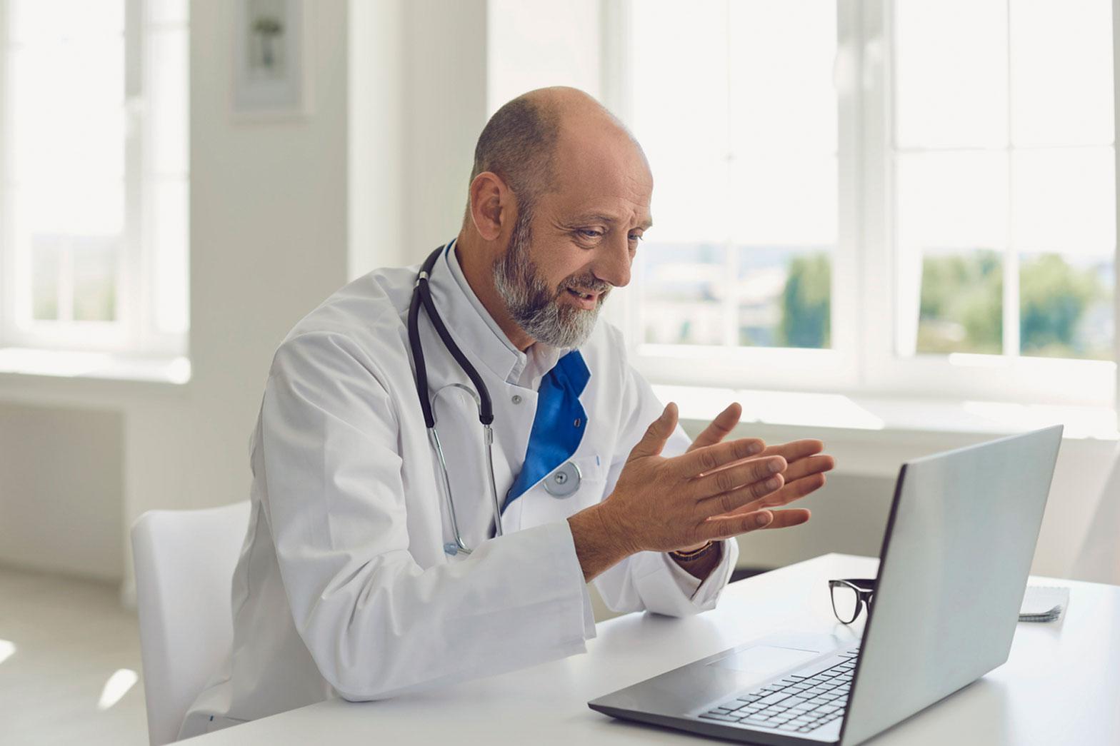 O Brasil precisa da telemedicina