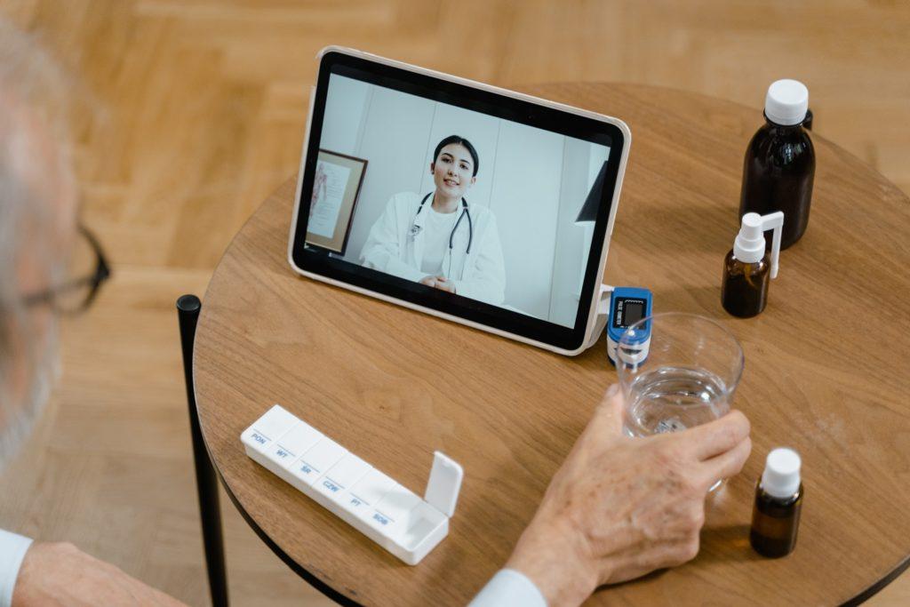 experiência do paciente digital